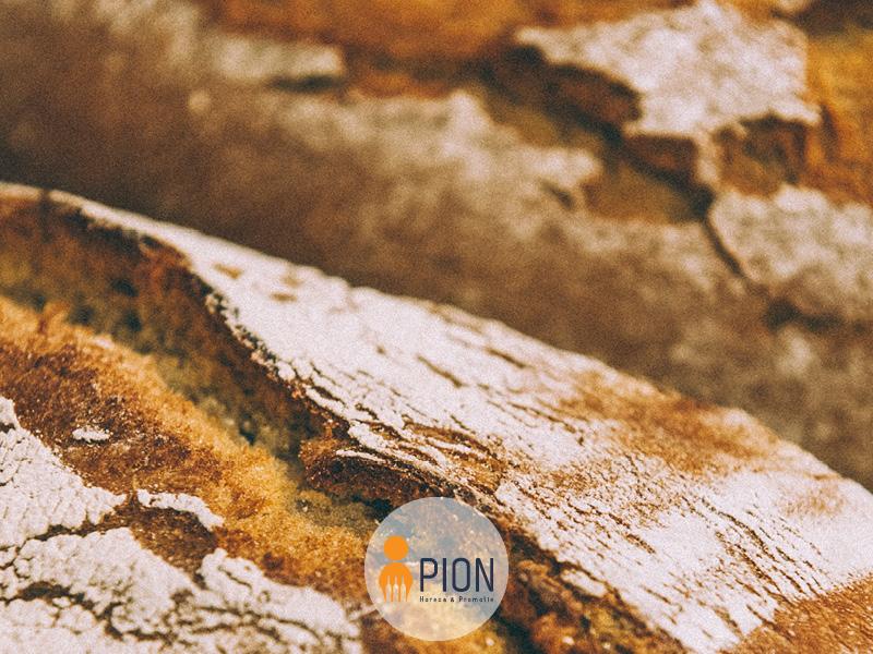 PION horeca promotie uitzendbureau Bergen op Zoom ontbijten met collega's brood