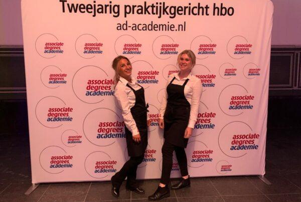 PION horeca promotie uitzendbureau Bergen op Zoom personeel collega meewerken medewerkers Tweejarig praktijkgericht hbo