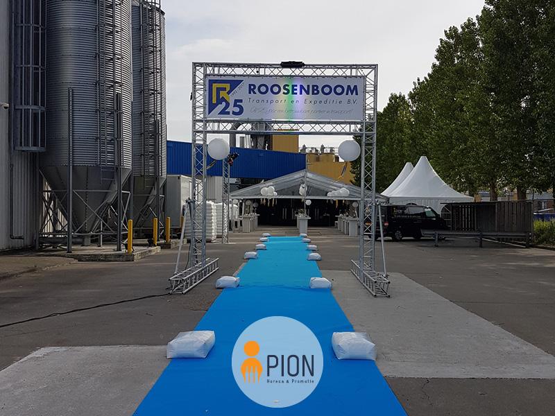 PION horeca promotie uitzendbureau Bergen op Zoom Personeel collega meewerken medewerker Roosenboom opendag